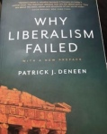 """Book Review – """"Why Liberalism Failed"""" by PatrickDeneen"""